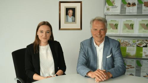 [Translate to English:] Friederike und Michael Nette, Nette GmbH